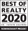 best of reality 2020 - nominovaný projekt